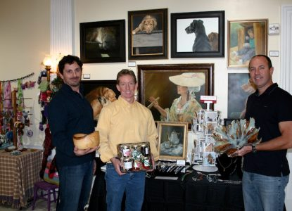 Oglebay Insititute's Holiday Art Show and Sale