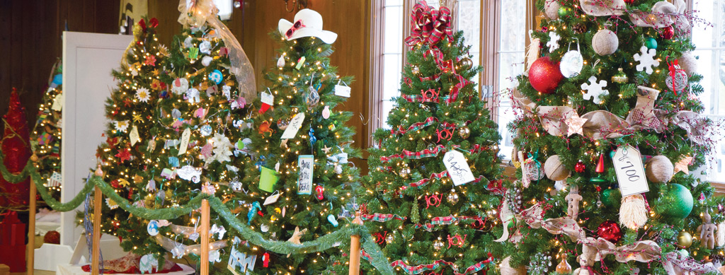 Oglebay Institute's Festival of Trees
