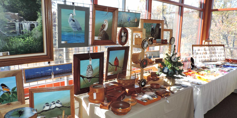Oglebay Institute's Holiday Art Show & Sale