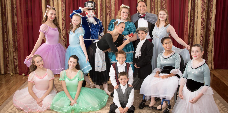 Oglebay Institute's Youth Ballet Company presents The Nutcracker