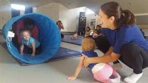 Baby and Me Classes at OI's School of Dance in Wheeling