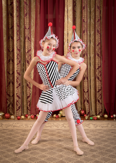 "OI's School of Dance presents ""The Nutcracker"" ballet"