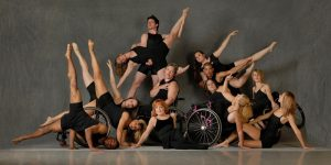 Dancing Wheels. Co. Offers Unique Approach to Therapy