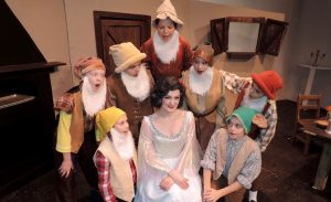 Towngate Theatre Stages Snow White