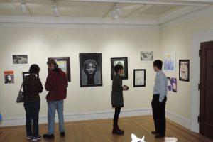 OI's Regional Student Art Show