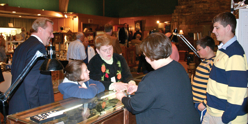 Antiques Show Children's Tour
