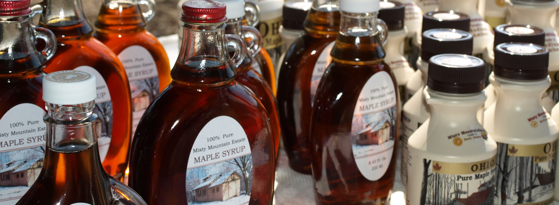 Maple Sugaring Day at Oglebay