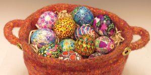 Pysanky Easter Egg Decorating Workshop
