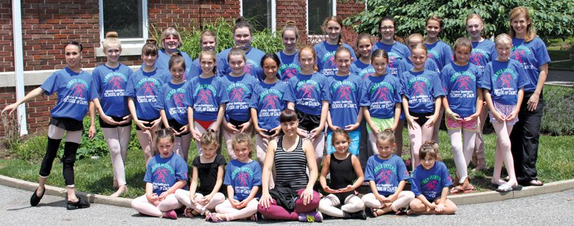 Oglebay Institute's Summer Dance Intensive