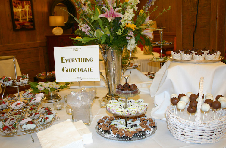 Shop Oglebay Institute's Antiques Show April 7-9 and enjoy the Dessert Preview Party.