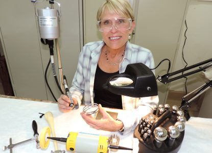 Take a Jewlery Making Class at Stifel