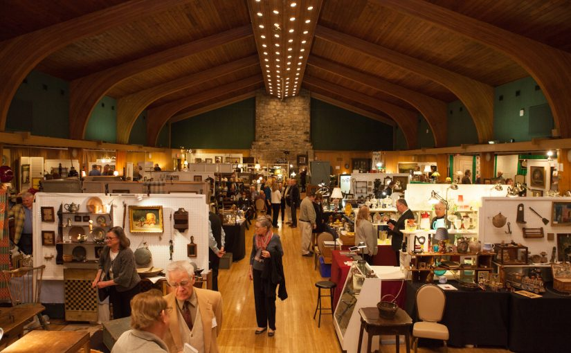 Shop Oglebay Institute's Antiques Show April 7-9