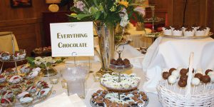 Dessert with Antiques Preview Party - Oglebay Institute's Annual Antiques Show & Sale