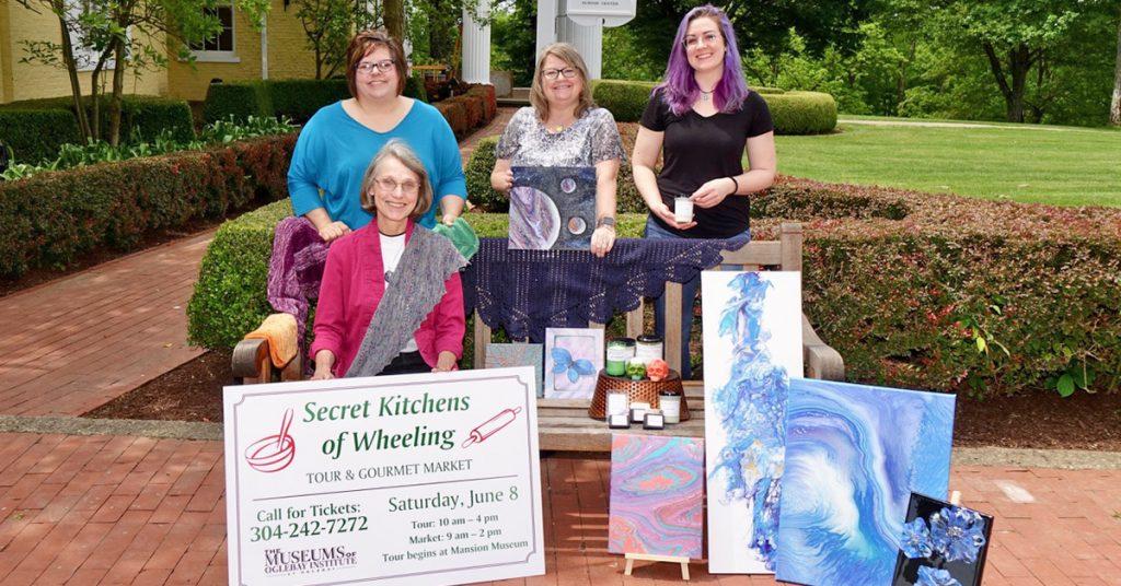 Secret Kitchens of Wheeling - Mansion Museum