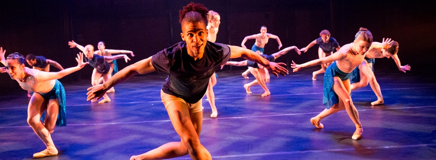 Professional Ballet in Wheeling: Pittsburgh's Texture Contemporary Ballet at Towngate