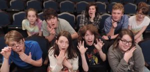 Comedy in Wheeling! Improv with the Crazy 8s May 6