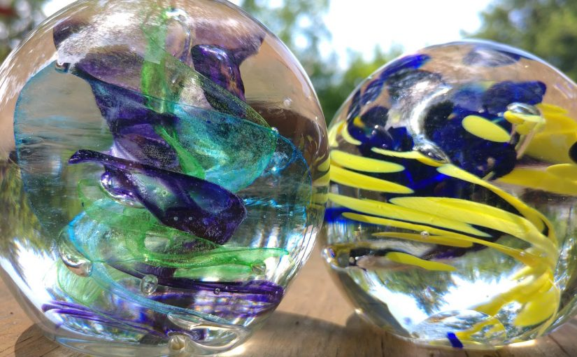 Glass Making at OI