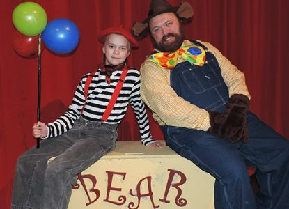 Towngate Children's Theater presents The Arkansaw Bear