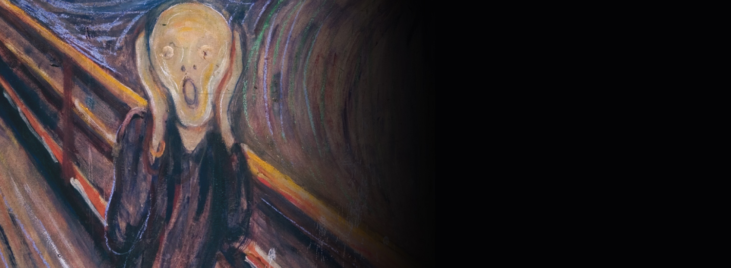 Towngate Theatre presents Exhibition On Screen: Munch