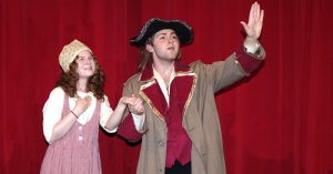 The Tale of Captain Ficklebeard