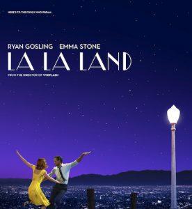 "Towngate Cinema presents ""La La Land"""
