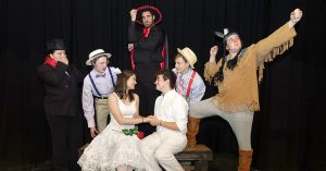Parcel Players The Fantasticks - Towngate Theatre