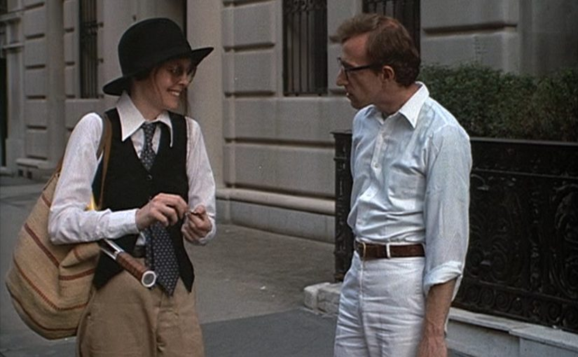 "See ""Annie Hall"" at Towngate, a unique movie theater in Wheeling"