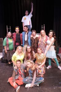 See Godspell at Towngate Aug. 2-5