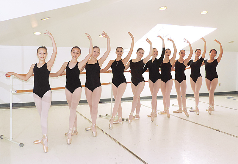 Oglebay Institute's School of Dance