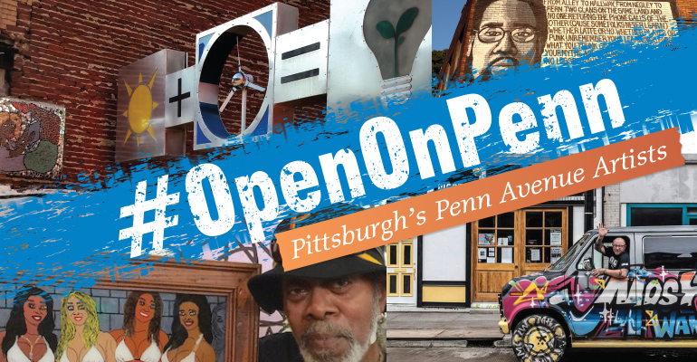 #OpenOnPenn Art Exhibition - Stifel Fine Arts Center