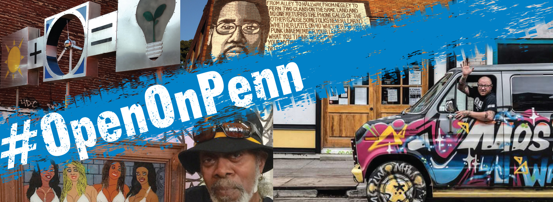 #OpenOnPenn - Stifel Fine Arts Center