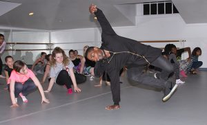 Oglebay Institute's School of Dance Has a Vibrant Hip Hop Program