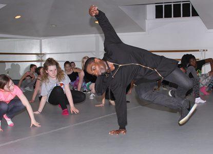 Oglebay Institute's School of Dance Has a Vibrant Hip Hop Program