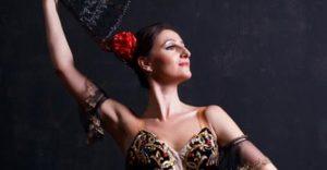 Moscow Ballet's Alisa Bolotnikova