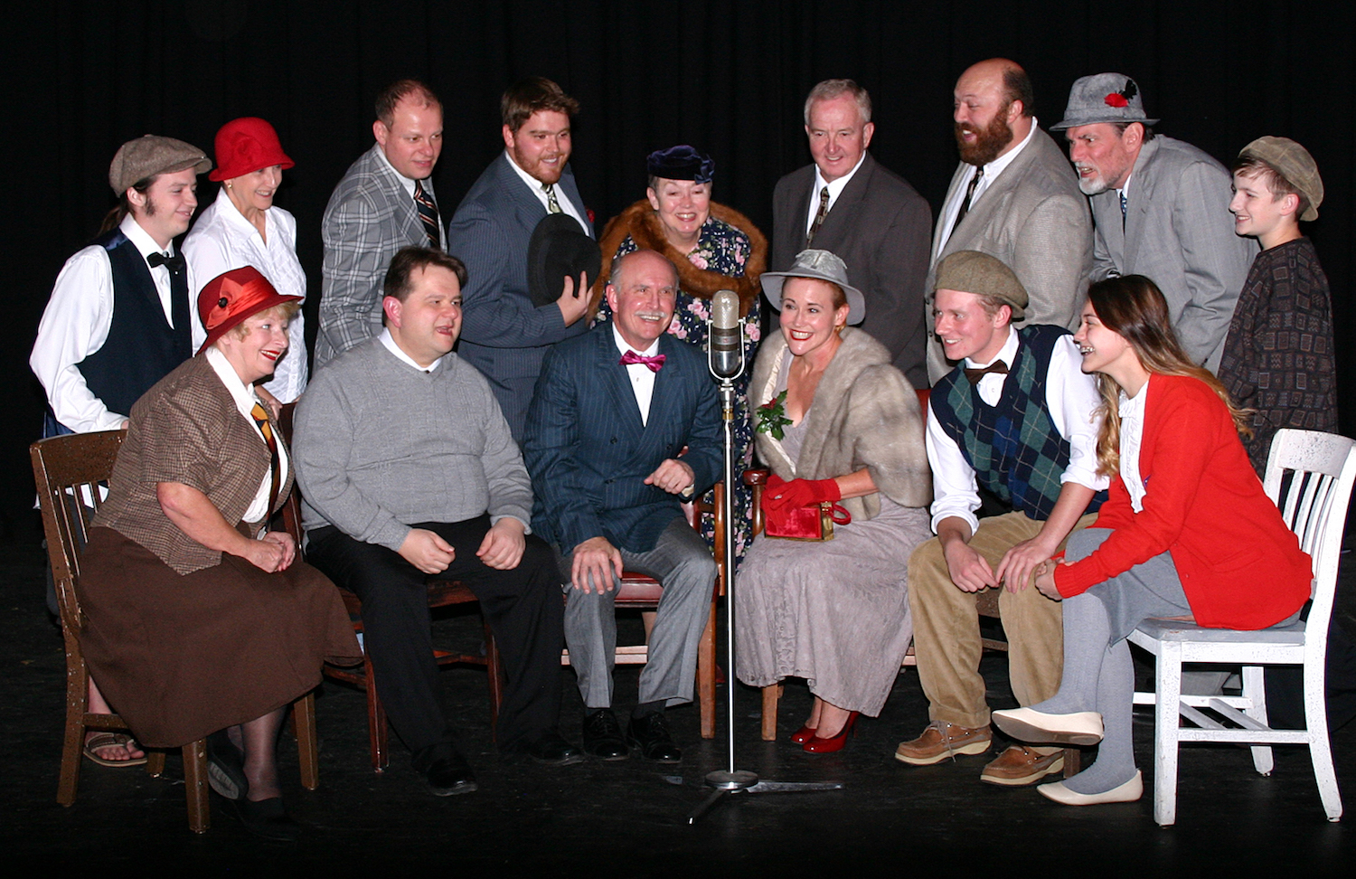 It 39 S A Wonderful Life A Live Radio Play At Towngate Theatre
