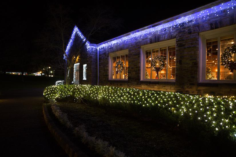 event details - Oglebay Christmas Lights