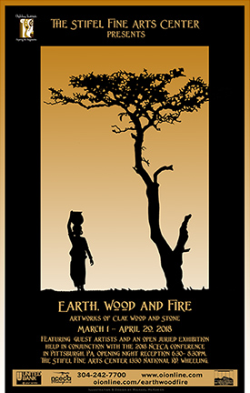 Earth, Wood and Fire Exhibition - Stifel Fine Arts Center