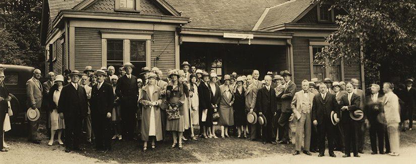 OI Activities Committee 1930