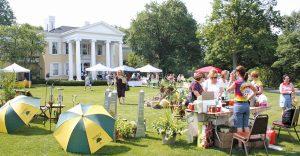 Secret Gardens of Wheeling Tour & Garden Market