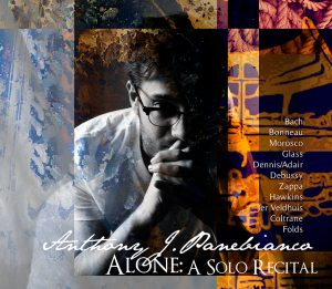 Anthony Panebianco - Alone
