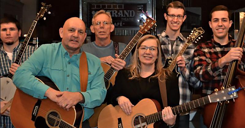 Crandall Creek Bluegrass Band