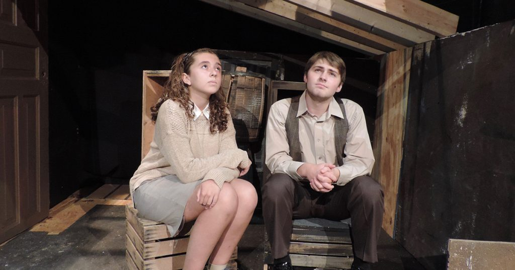The Diary of Anne Frank - Towngate Theatre