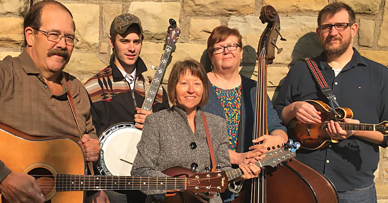 Out of the Blue Bluegrass Band