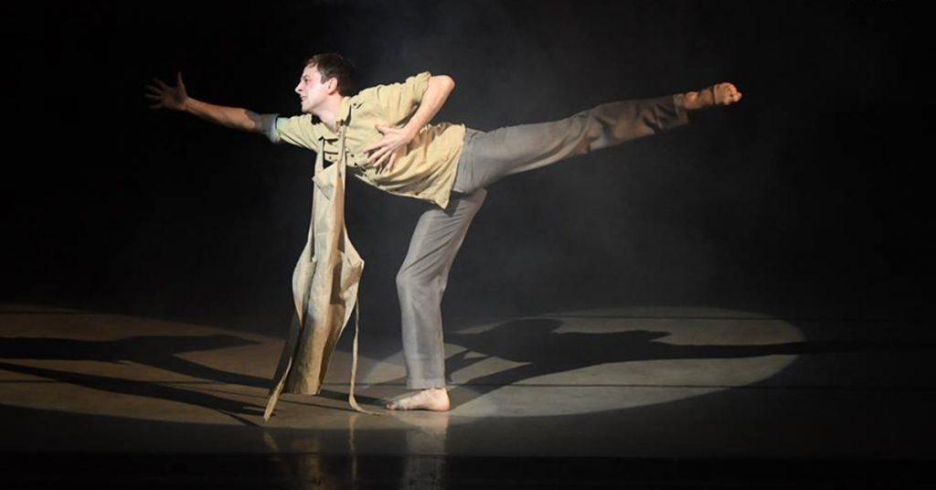 Ballet workshop with Yuriy Kuzo