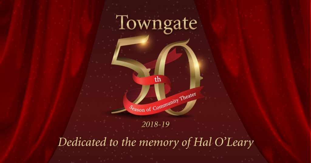 Towngate Theatre 50th Season