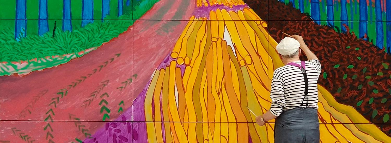 Exhibition On Screen - David Hockney