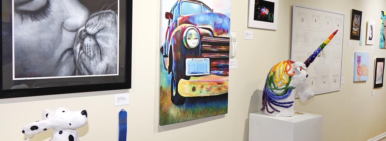 Student Art Exhibition - Stifel Fine Arts Center