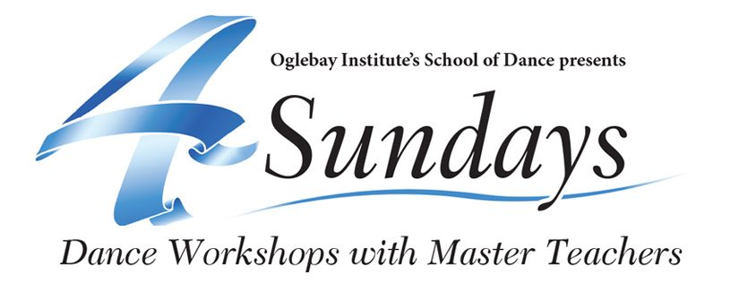 4 Sundays - Oglebay Institute's School of Dance