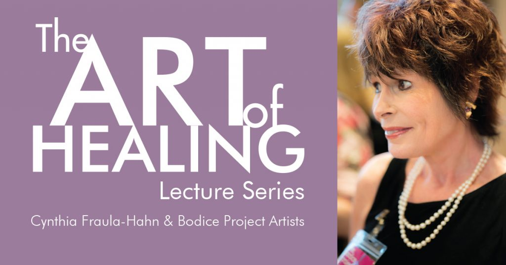 Art of Healing Lecture - Bodice Project