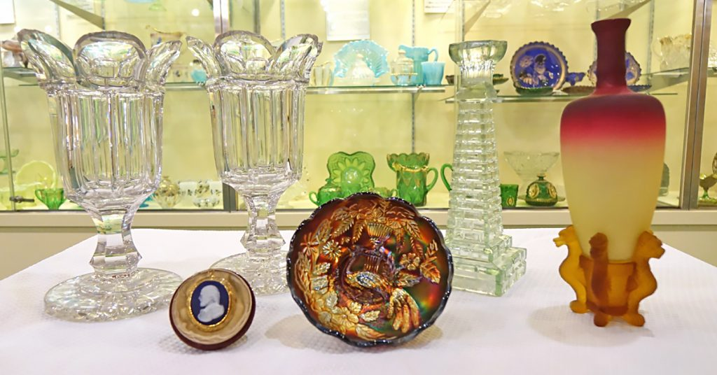 Icons of Wheeling Glass